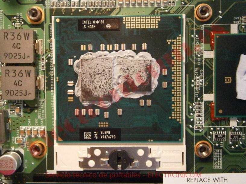 Cambiar CPU HP DV6-2165es