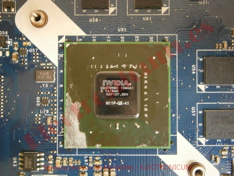 Grafica Nvidia N11P-GE-A2 Packard Bell NEW91