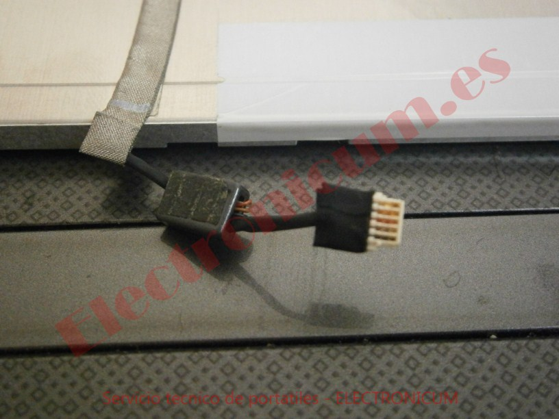 cable pantalla Packard Bell P5WS0