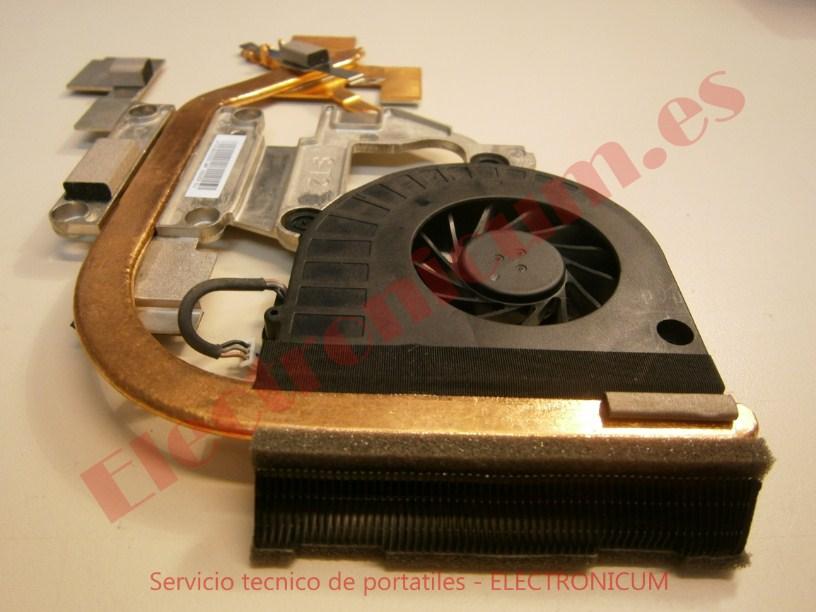 cambiar ventilador Acer