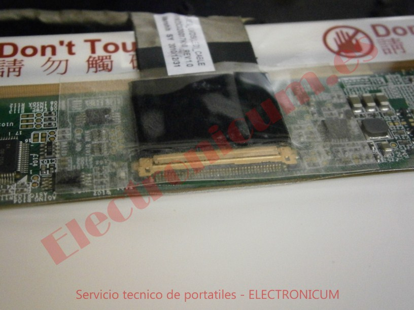 conector pantalla Packard Bell P5WS0