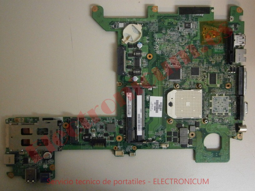 placa base HP TX2500