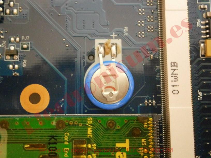 bateria pila Toshiba Satellite A500