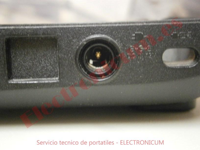 conector Toshiba Satellite A500