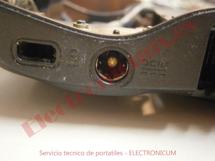 conector dc jack Asus N61J