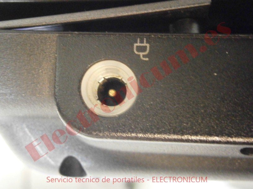 conector dc jack Compaq C700