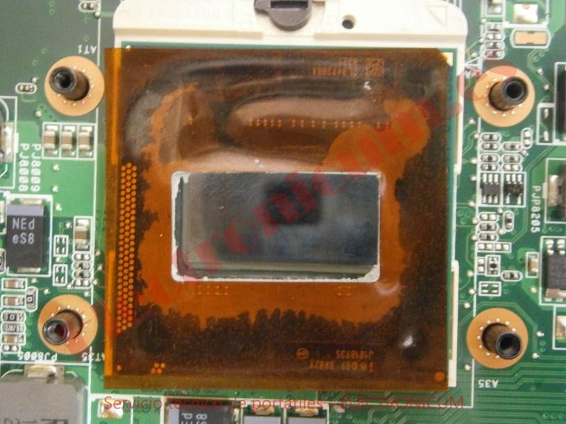 cpu micro Asus N73S