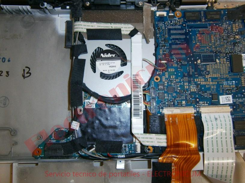 disipador  Sony Vaio PCG-4121GM