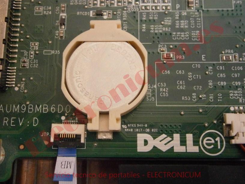 pila 3V Dell Inspirion N7010