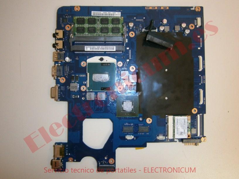placa base Samsung 300E