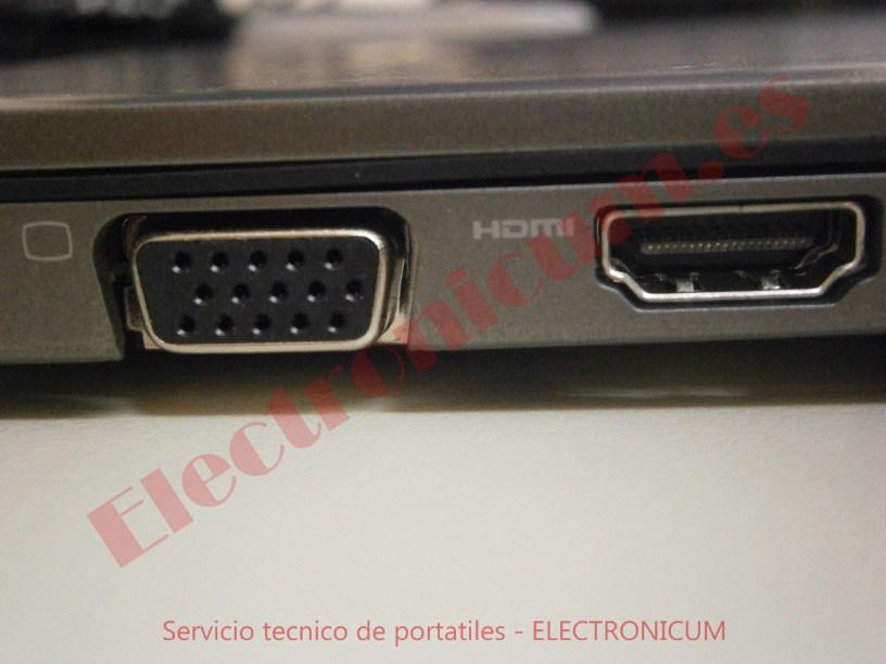 vga Toshiba Portege Z30