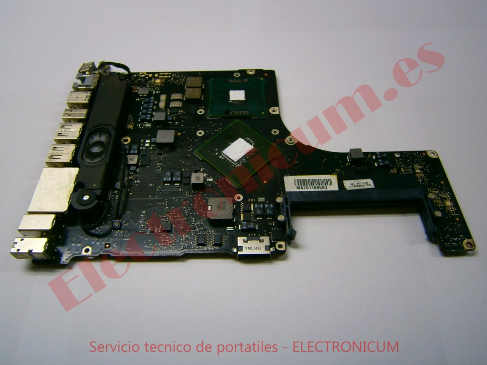 macbook pro placa