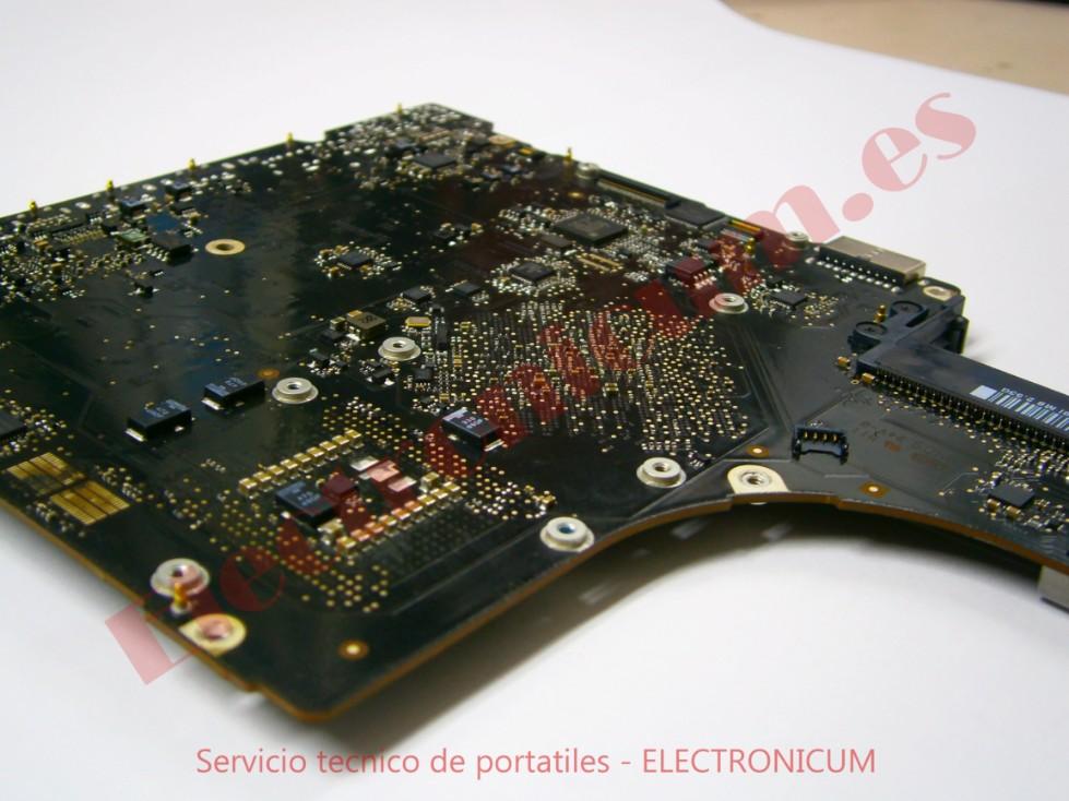 Reparar Macbook pro no enciende luz verde