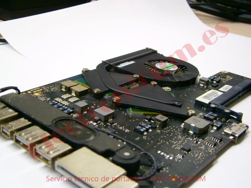 Macbook pro cambio de grafica