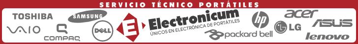 Servicio tecnico portatiles LG