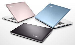 Lenovo -SAT portatiles