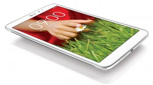 LG Pad 8.3 estará disponible en tres modelos diferentes y colores varios.