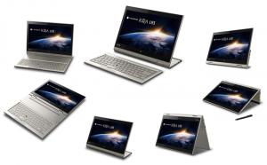 Kirabook L93 de Toshiba y sus siete diferentes modos de uso.
