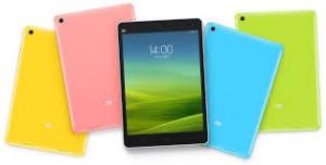 La nueva Tableta Xiaomi MiPad esta disponible en diferentes colores.