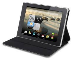 Acer Iconia A1 con sistema Android.