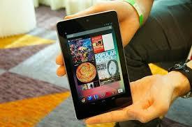 La tableta Nexus 7 empieza a agotarse, lo cual puede ser un síntoma clave que indique una futura renovación.