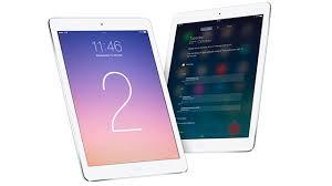 Se esperan más y mejores  cambios en la nueva generación de iPad Air 2.