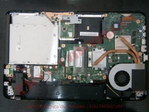 reballing portatil Toshiba