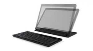 Universal Mobile Keyboard de Microsoft para iOS y Android.
