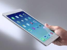 iPad Air 2 estará disponible en tres nuevos tonos.