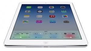 iPad de 12.9 estaría dirigida para el segmento profesional y llegaría hasta el año 2015.