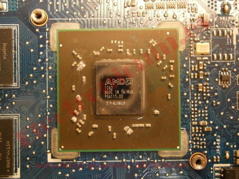 GPU Toshiba Satellite C855-21M