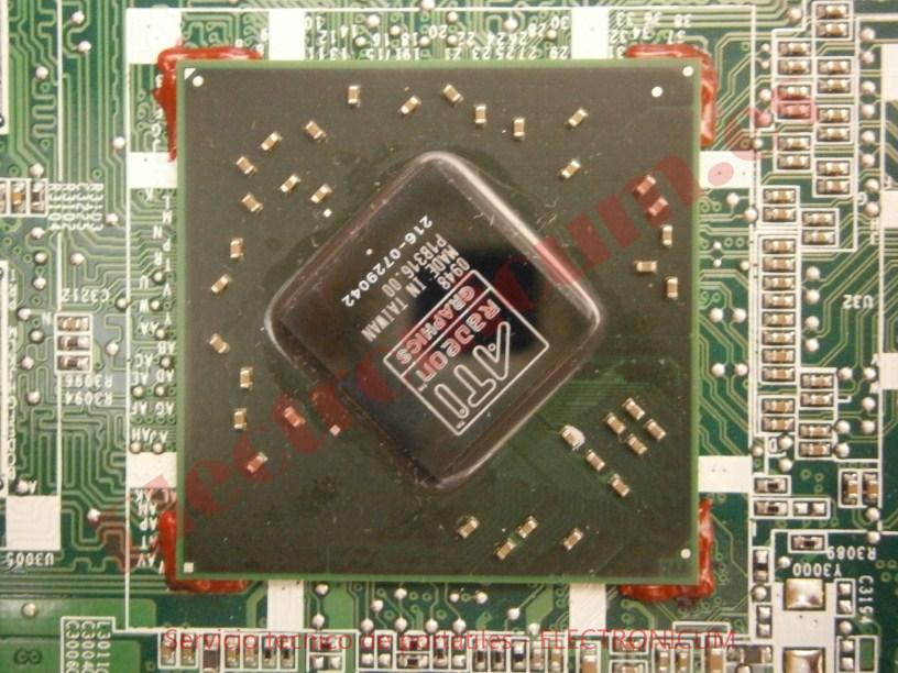 Grafica HP DV6 216-0729042