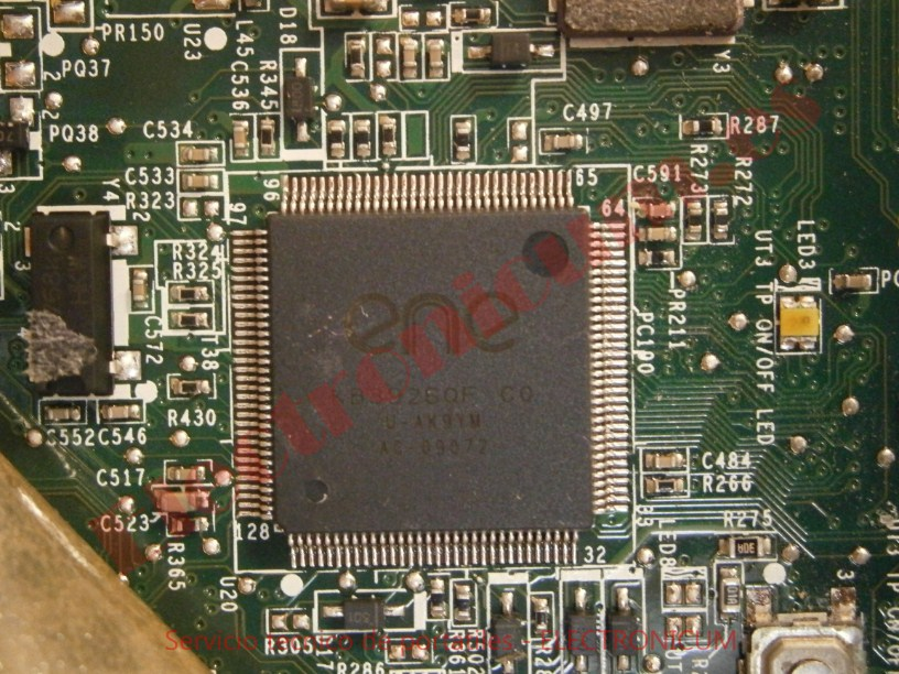 KBC ENE placa base HP DV6