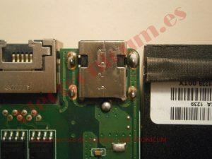 conectores placa base asus
