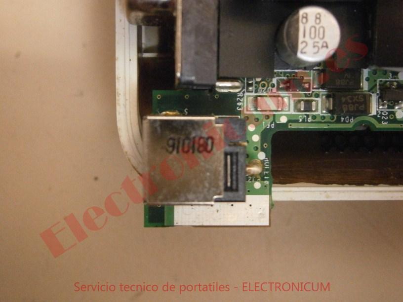 dc jack Acer Aspire One ZG5