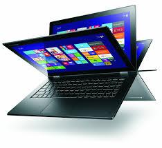 La portátil de Lenovo gira hasta 360 grados.
