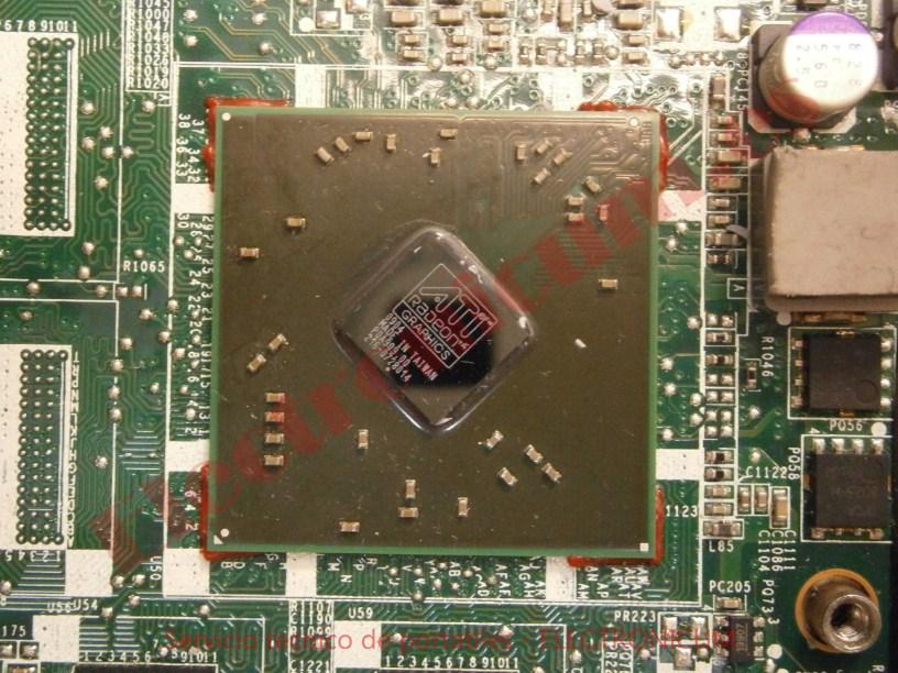 grafica ATI DV6