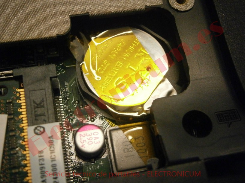 Cambiar memoria HP DV7