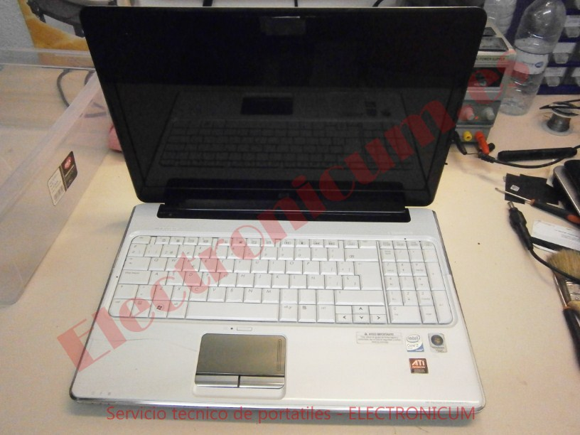 portatil hp dv6-1130es