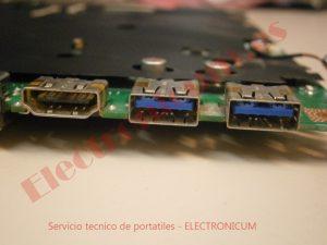 puerto USB Lenovo