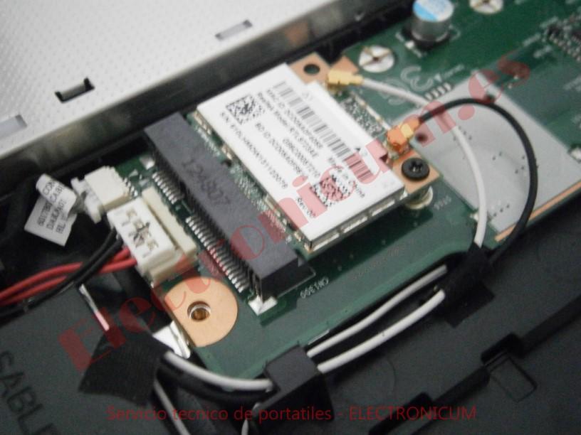 wifi Toshiba S855