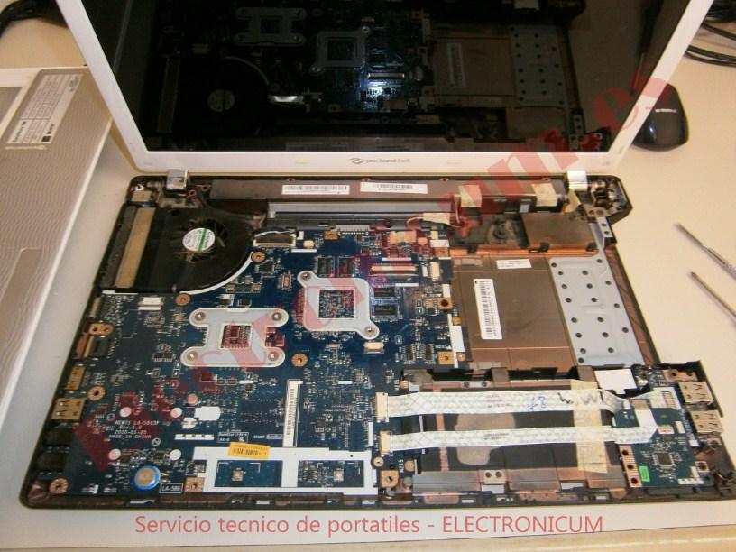 SAT Packard Bell NEW91