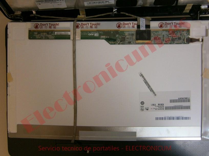 cambiar pantalla Packard Bell P5WS0