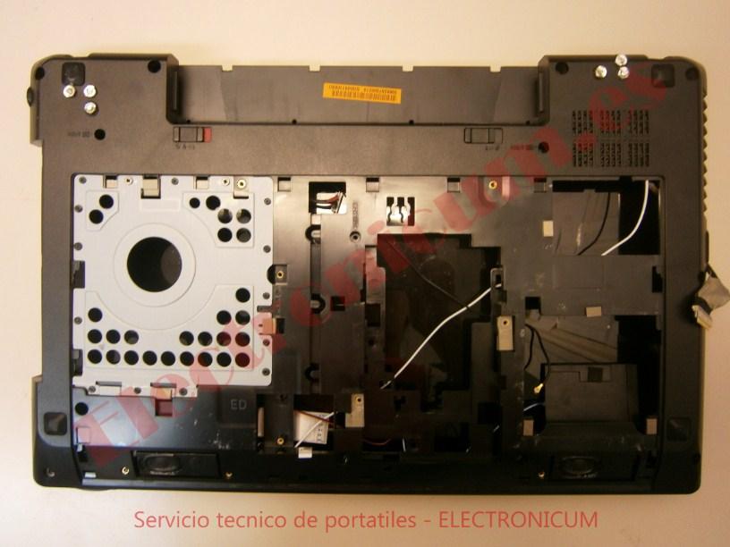 carcasa Lenovo G580