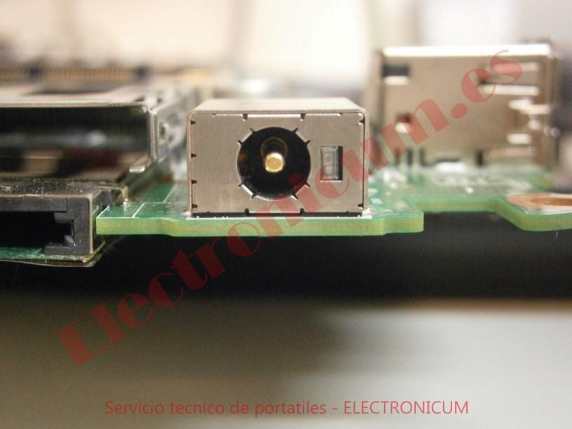 conector dc jack HP TX2500