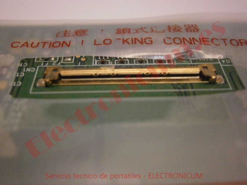 conector pantalla HP DV7 TPN-W105