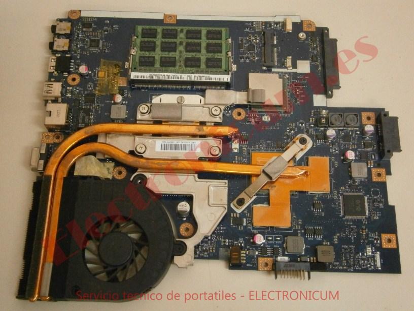 placa base Packard Bell NEW91