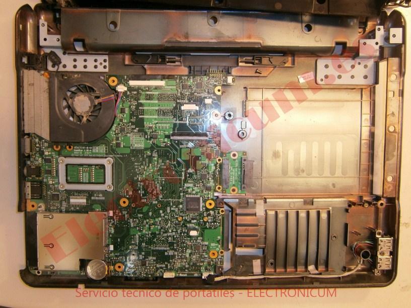 portatil HP Compaq 6730s