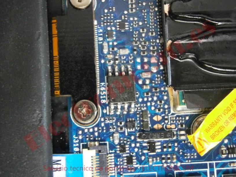 reparar placa base Asus UX301L