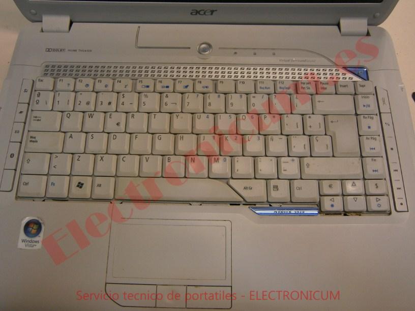 teclado Aspire 5920